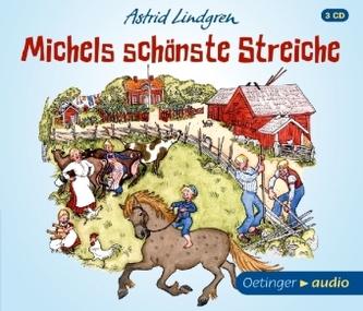 Michels schönste Streiche (3 CD), 3 Teile
