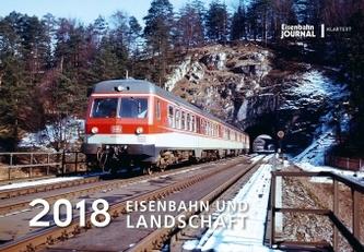 Eisenbahn und Landschaft 2018