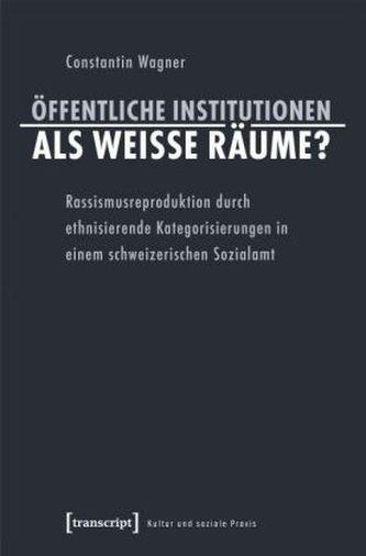 Öffentliche Institutionen als weiße Räume?
