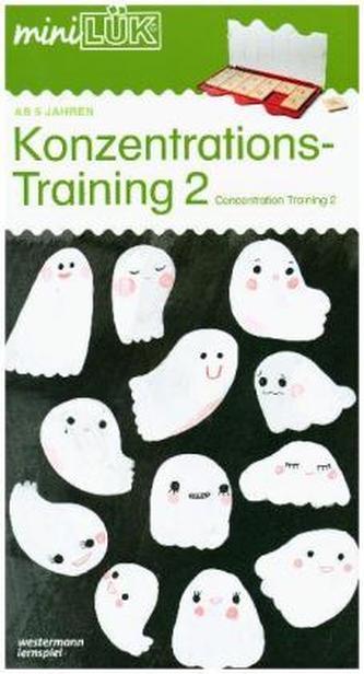 Konzentrationstraining 2. Concentration Training 2
