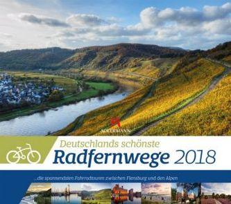 Deutschlands schönste Radfernwege 2018