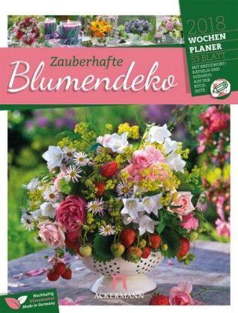 Zauberhafte Blumendeko 2018