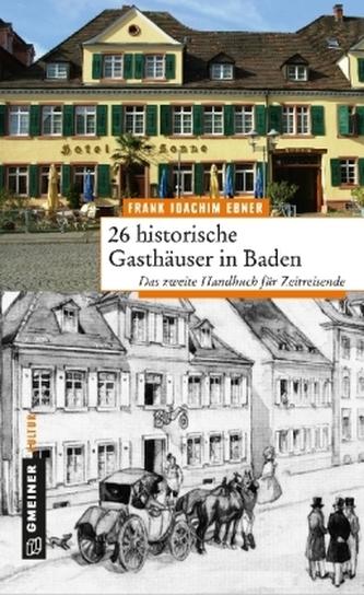 26 historische Gasthäuser in Baden
