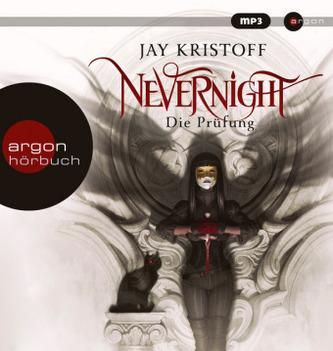 Nevernight - Die Prüfung, 3 MP3-CD
