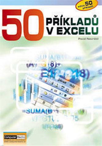 50 příkladů v Excelu