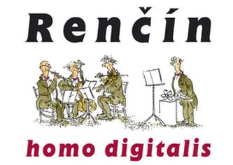 Homo digitalis - Vladimír Renčín