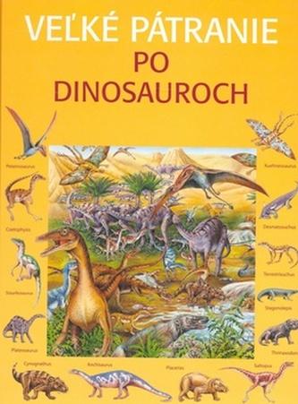 Vežké pátranie po dinosauroch