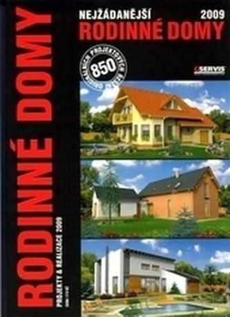 Rodinné domy 2009