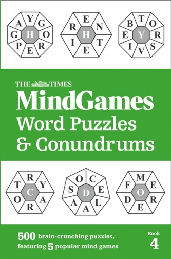 The Times MindGames Word Puzzles and Conundrums Book 4 - The Times Mind Games