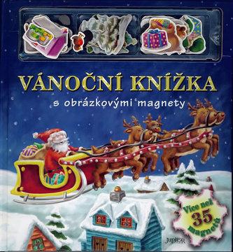 Vánoční knížka s obrazovými magnety