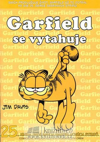Garfield se vytahuje