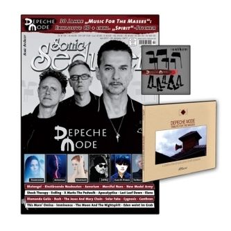 Titelstory Depeche Mode, m. Audio-CD