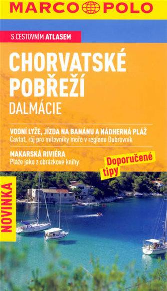 Chorvatské pobřeží Dalmácie