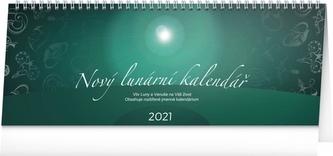 Stolní kalendář Nový lunární kalendář 2021