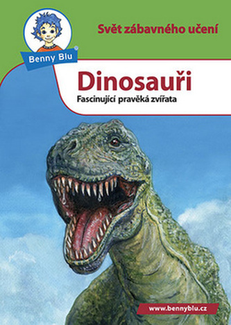 Benny Blu Dinosauři