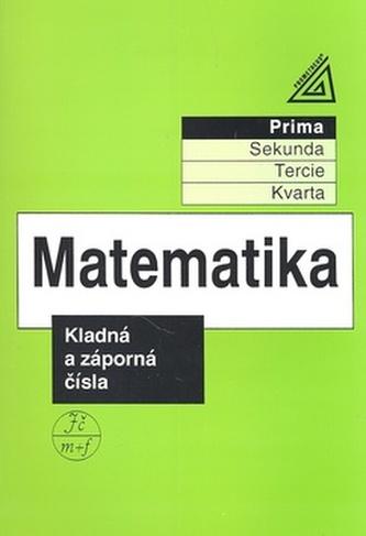 Matematika Kladná a záporná čísla