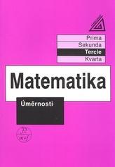 Matematika Úměrnosti