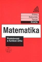 Matematika Podobnost a funkce úhlu