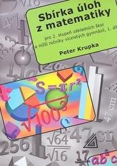 Sbírka úloh z matematiky 1.díl