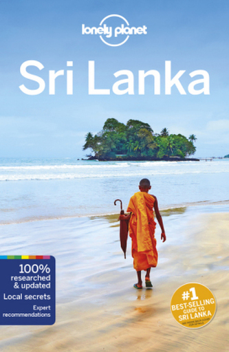 Lonely Planet Sri Lanka Country Guide - Ver Berkmoes, Ryan