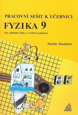 Pracovní sešit k učebnici Fyzika 9