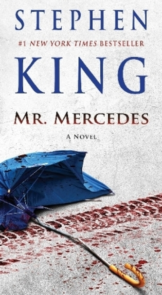 Mr Mercedes, English edition - King, Stephen