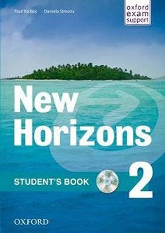 New Horizons 2 Student´s Book - Radley, Paul