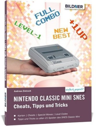 Nintendo Classics Mini SNES - Zintzsch, Andreas
