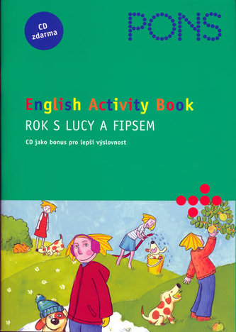 English Activity Book Rok s Lucy a Fipsem - Astrid Proctor