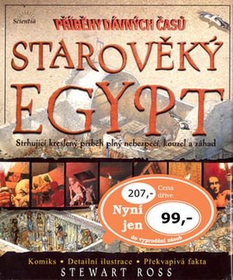 Starověký Egypt Příběh dávných časů