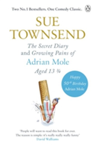 The Secret Diary & Growing Pains of Adrian Mole Aged 13 3/4 - Townsend, Sue
