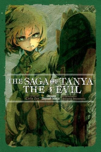 The Saga of Tanya the Evil, Vol. 5 (light novel) - Zen, Carlo
