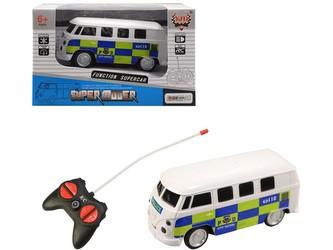 Auto policie, na dálkové ovládání