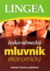 Česko - německý mluvník ekonomický
