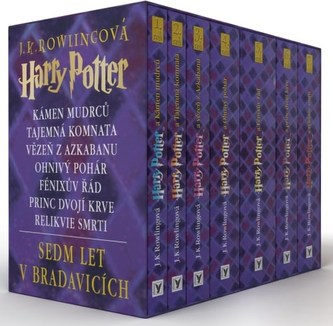 Harry Potter 1. - 7.díl box