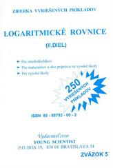 Logaritmické rovnice