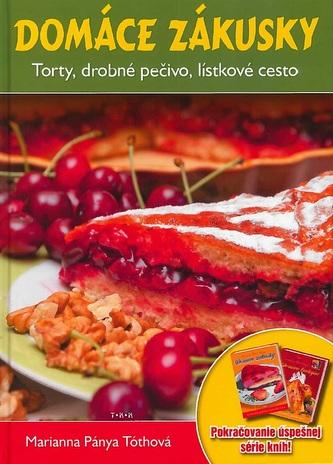 Domáce zákusky - Marianna Tóth-Pánya