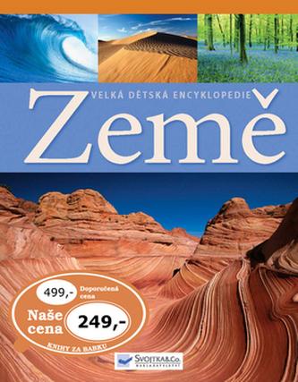 Země Velká dětská encyklopedie