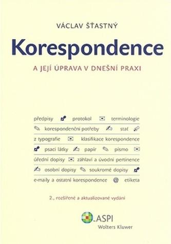 Korespondence a její úprava v dnešní praxi