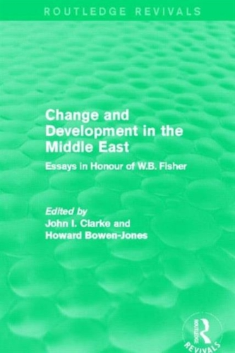 Change and Development in the Middle East