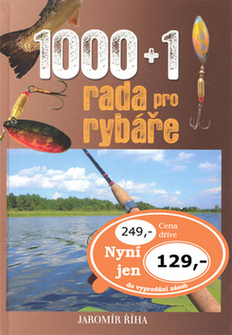 1000+1 rada pro rybáře