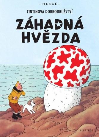 Tintinova dobrodružství Záhadná hvězda 8