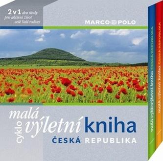 Malá výletní kniha Česká republika cyklo 2 v 1