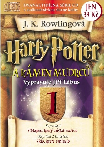 Harry Potter a Kámen mudrců 1