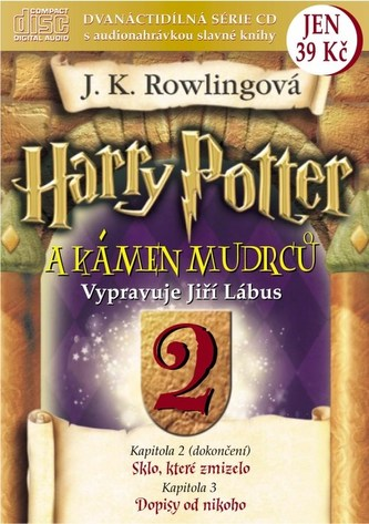 Harry Potter a Kámen mudrců 2