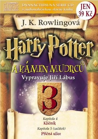Harry Potter a Kámen mudrců 3
