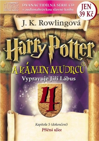 Harry Potter a Kámen mudrců 4