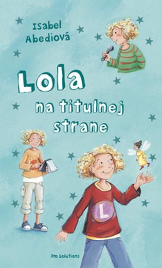 Lola na titulnej strane