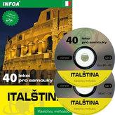Italština + 2 CD
