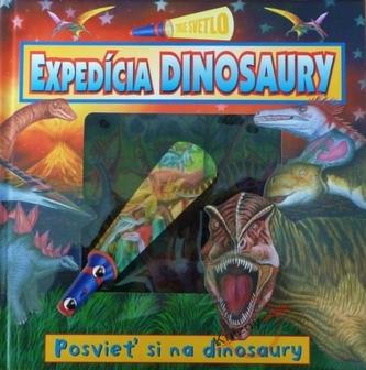 Expedícia Dinosaury - Posvieť si na dinosaury